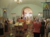 Литургия в Покровском храме на Боровой СПб.(Архиерейская Служба)